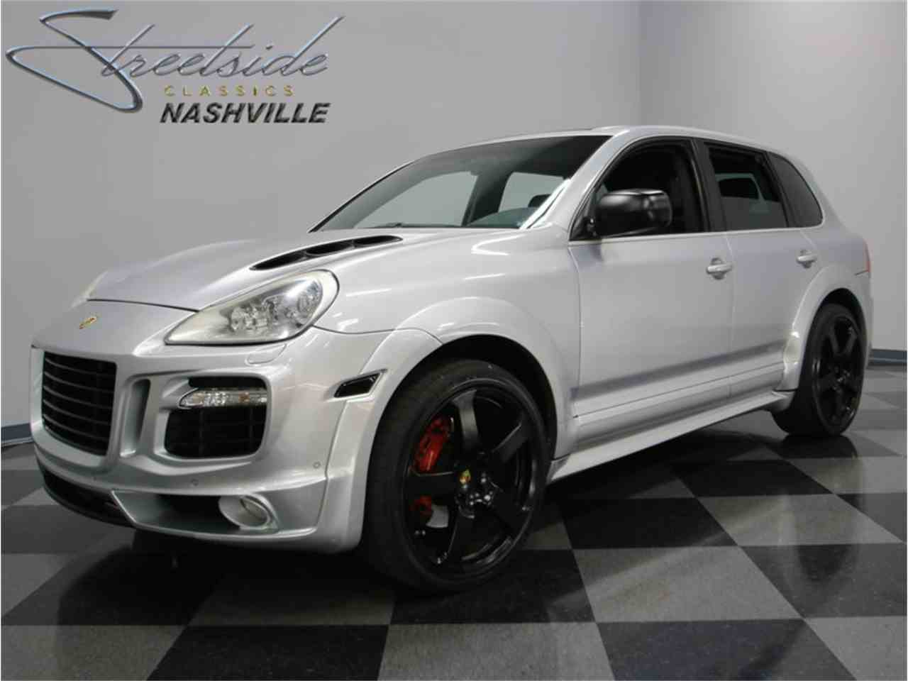 2008 porsche cayenne turbo s mansory edition for sale cc 898334. Black Bedroom Furniture Sets. Home Design Ideas
