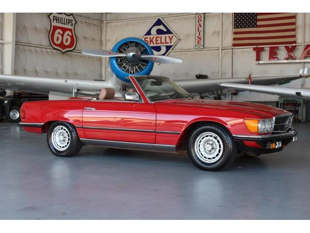 1984 Mercedes-Benz 500SL | 898337