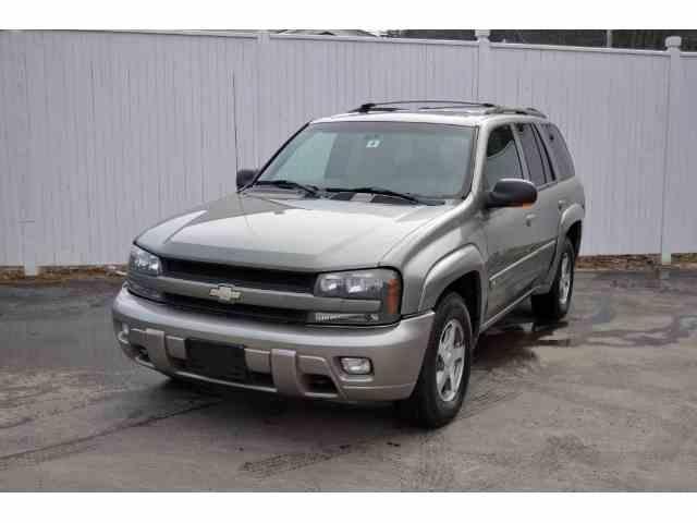 2003 Chevrolet Trailblazer | 890834