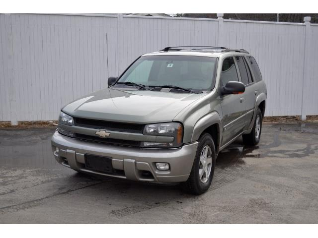 2003 Chevrolet Trailblazer | 890834