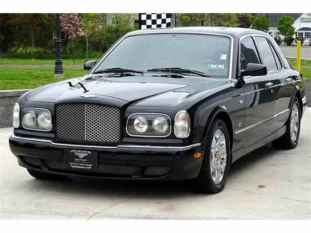 2001 Bentley Arnage | 898344