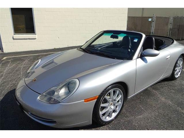 2000 Porsche 911 | 898345