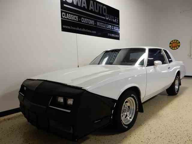 1983 Chevrolet Monte Carlo | 898350