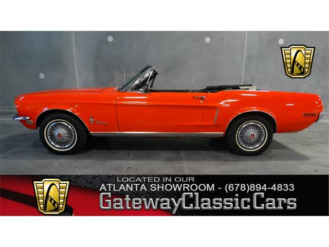 1968 Ford Mustang | 898362