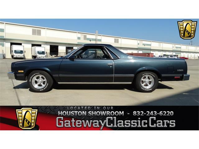 1987 Chevrolet El Camino | 898374