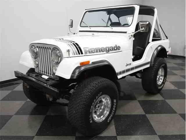 1980 Jeep CJ5   898394