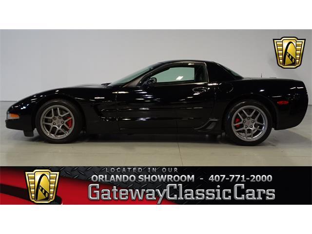 2001 Chevrolet Corvette | 898412