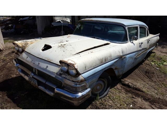 1958 Ford Sedan | 898418
