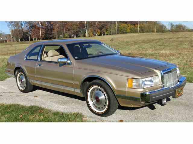 1986 Lincoln Mark VII   898419