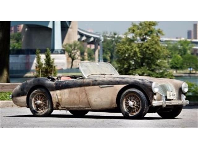 1956 Austin-Healey 100-4 | 898420