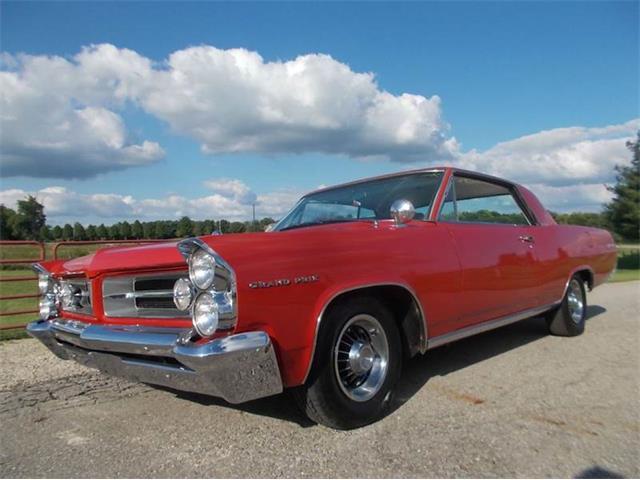 1963 Pontiac Grand Prix | 898425