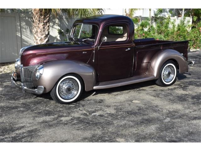 1940 Ford Pickup | 898426