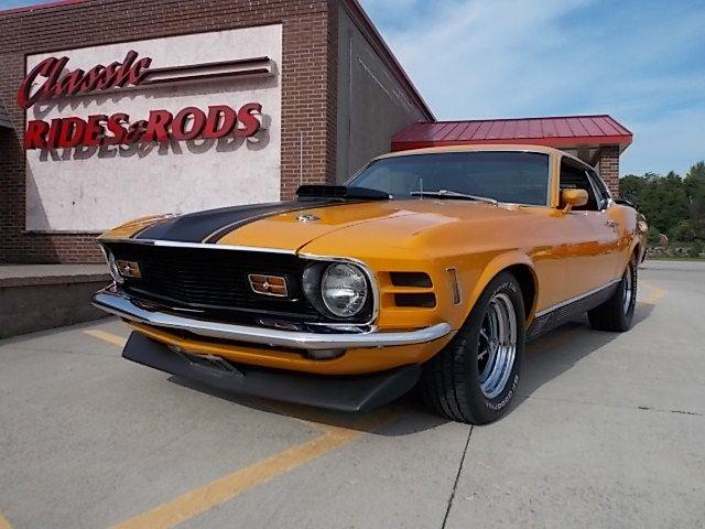 1970 Ford Mustang Mach 1 | 898434