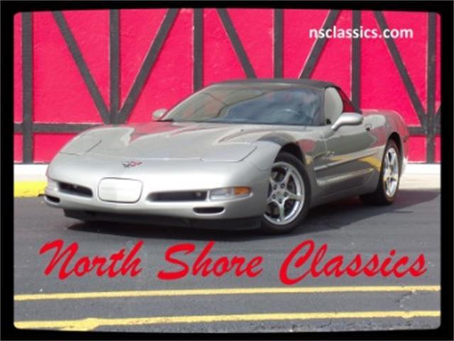 2000 Chevrolet Corvette | 898441