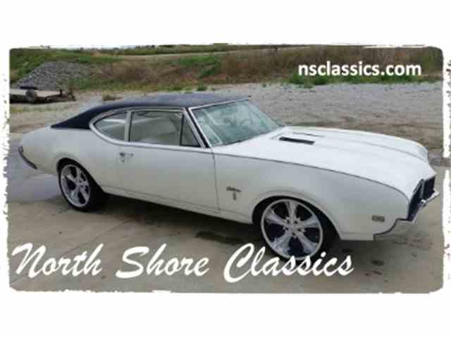 1968 Oldsmobile Cutlass | 898442