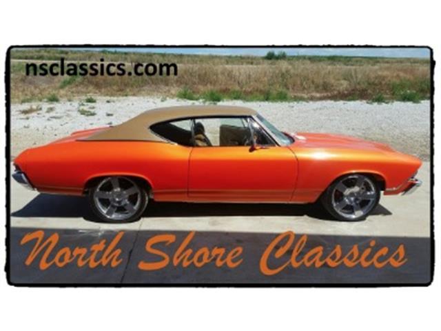 1968 Chevrolet Chevelle | 898443