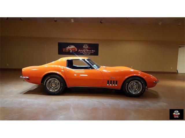 1969 Chevrolet Corvette | 898457