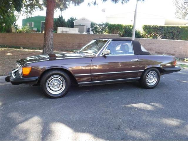 1980 Mercedes-Benz SL-Class | 898459