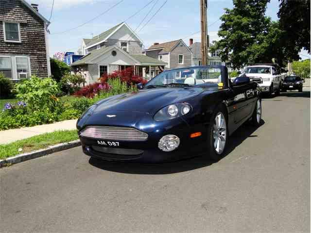 2002 Aston Martin DB7 Vantage Volante | 898462