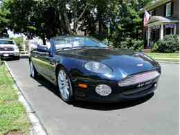 2002 Aston Martin DB7 Vantage Volante for Sale - CC-898462