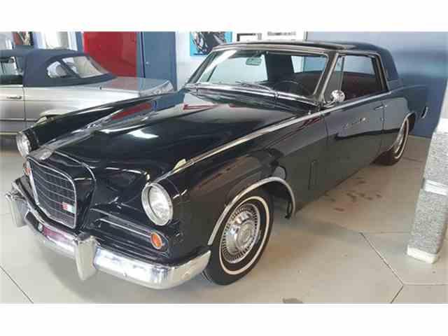 1963 Studebaker Gran Tourismo Hawk | 898464
