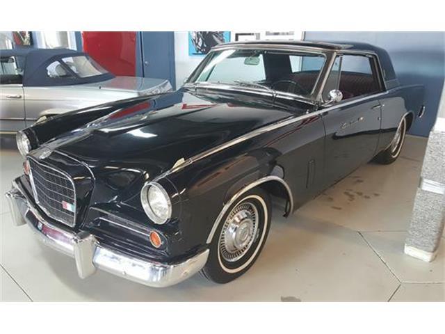 1963 Studebaker Gran Turismo | 898464