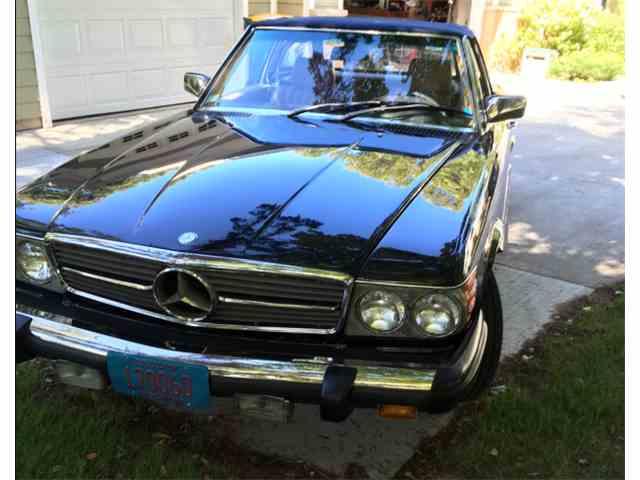 1982 Mercedes-Benz 380SEL | 898465
