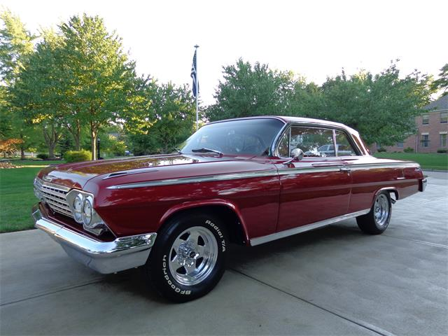 1962 Chevrolet Impala SS Tribute | 898467