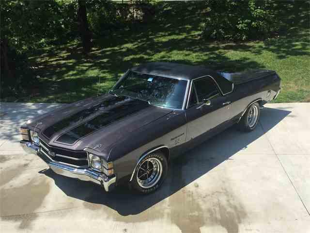 1971 Chevrolet El Camino SS | 898469