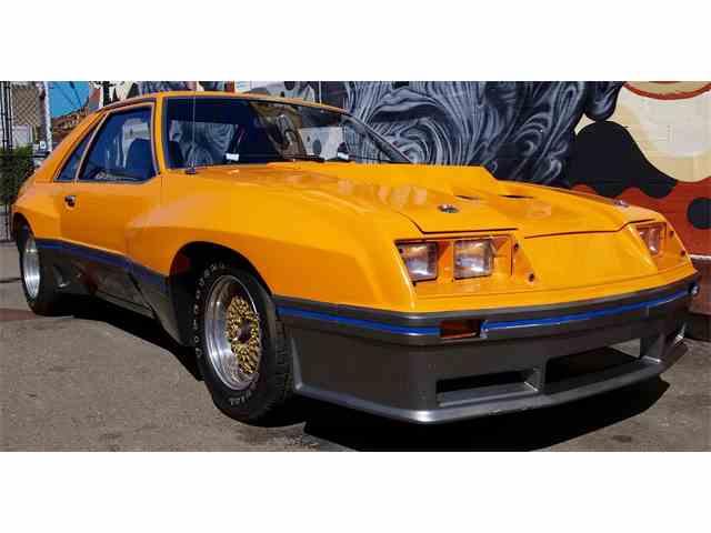 1980 Ford Mclaren Mustang M-81 | 898477