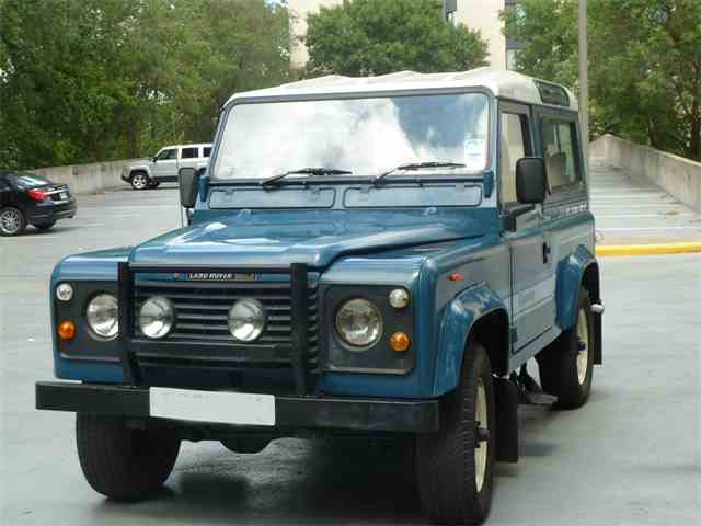 1986 Land Rover Defender | 898485