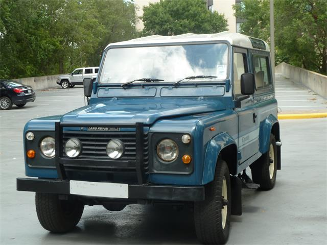 1986 Land Rover Defender | 898485