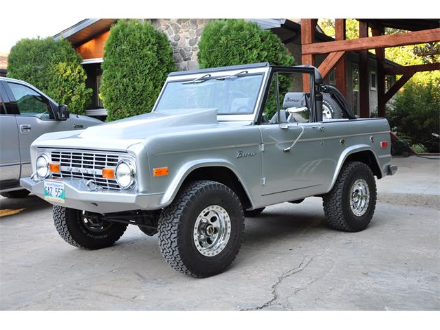 1973 Ford Bronco | 898488