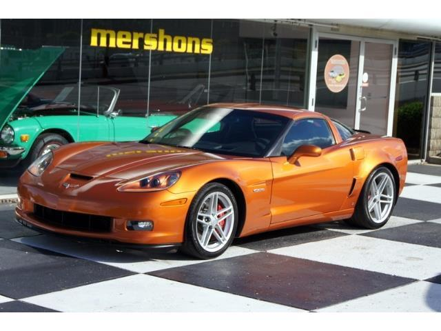 2007 Chevrolet Corvette Z06 | 898495