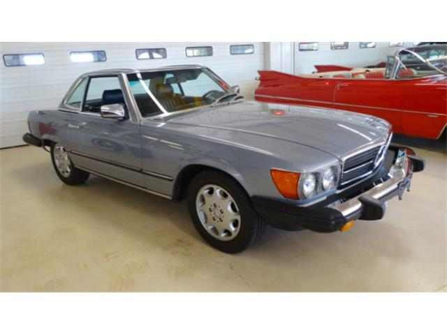 1983 Mercedes-Benz 380SL | 898502