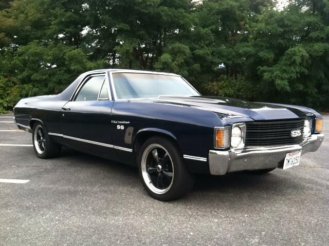 1972 Chevrolet El Camino | 898503