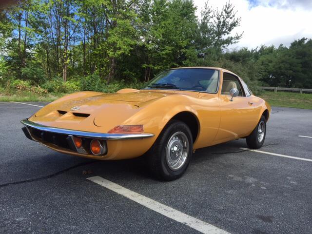 1972 Opel GT | 898505