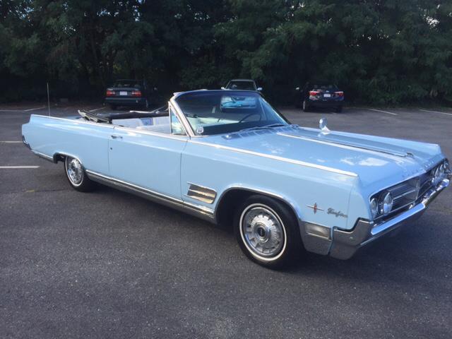1964 Oldsmobile Starfire 88 | 898506