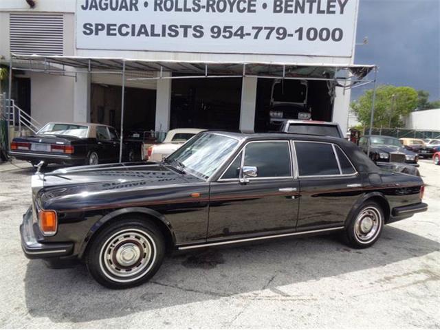 1988 Rolls-Royce Silver Spirit | 898507