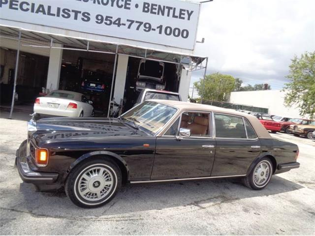 1991 Rolls-Royce Silver Spur | 898508