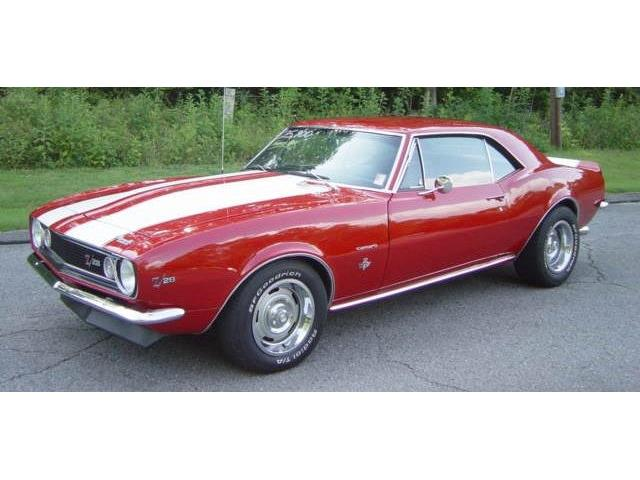 1967 Chevrolet Camaro | 890853