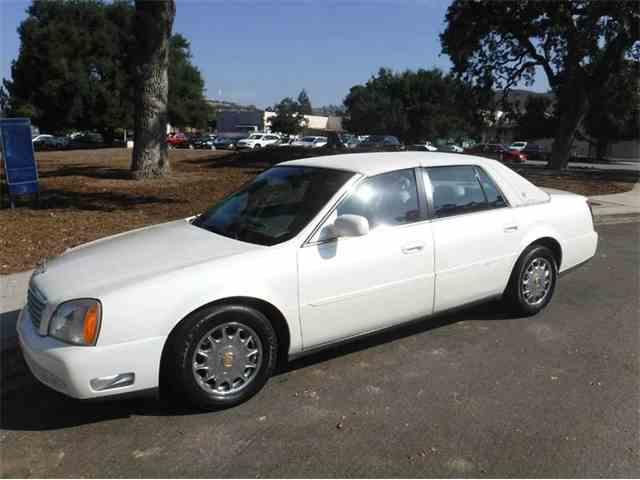 2000 Cadillac DeVille | 898531