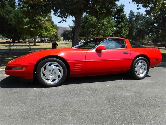 1993 Chevrolet Corvette | 898534