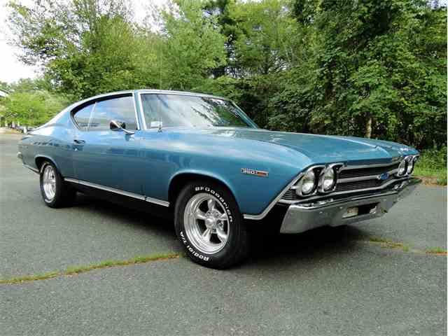1969 Chevrolet Chevelle | 898536