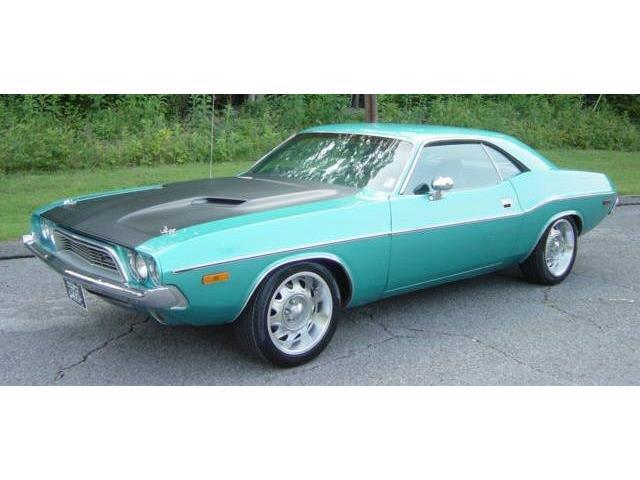 1973 Dodge Challenger | 890855