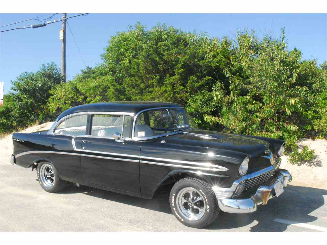 1956 chevrolet bel air for sale classic car liquidators - 1956 Chevrolet Bel Air For Sale Cc 898550