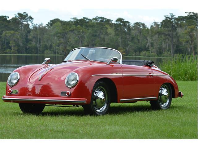 1957 Porsche Speedster | 898551