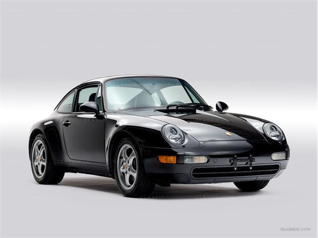 1995 Porsche 993 | 898552