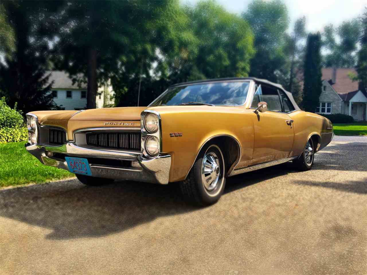 1967 Pontiac Lemans for Sale - CC-898561