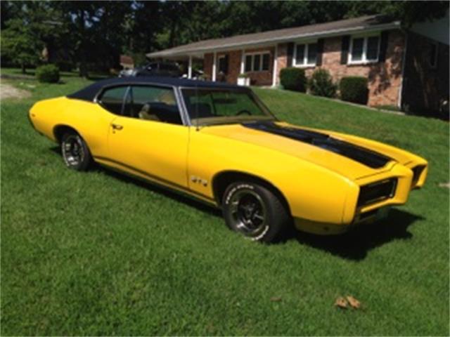 1969 Pontiac GTO | 898572